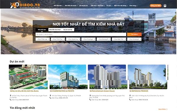 Dịch Vụ Thiết Kế Website Cho Doanh Nghiệp