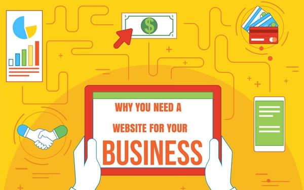 Vì sao mọi doanh nghiệp đều cần một website?