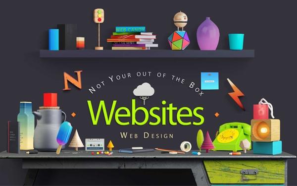 Website bước tiến của thành công