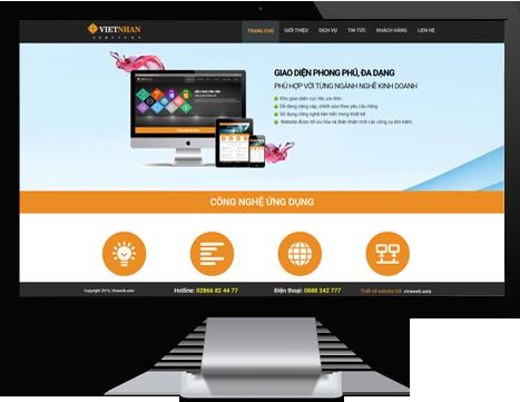 Thiết kế Website Cao Lãnh, Sa Đéc - Đồng Tháp